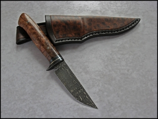 Damascus Hunter 01 01